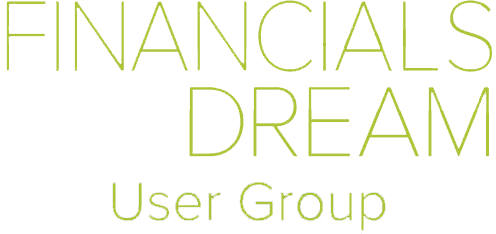 financials and dream logo